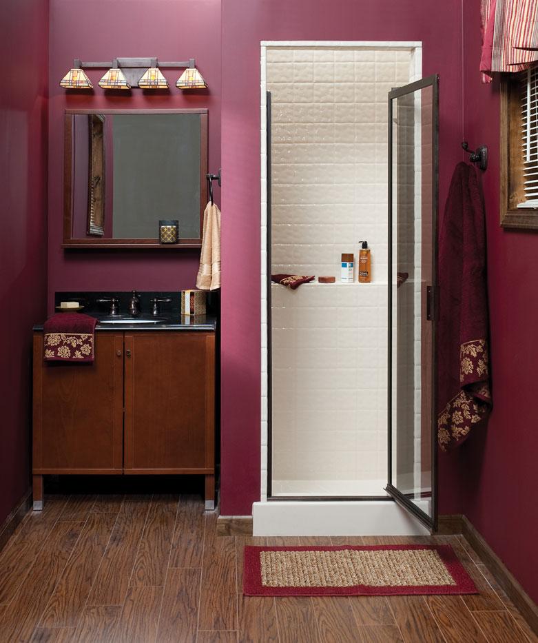 Shower Renovation Chicago Remodel Shower Tiger Bath