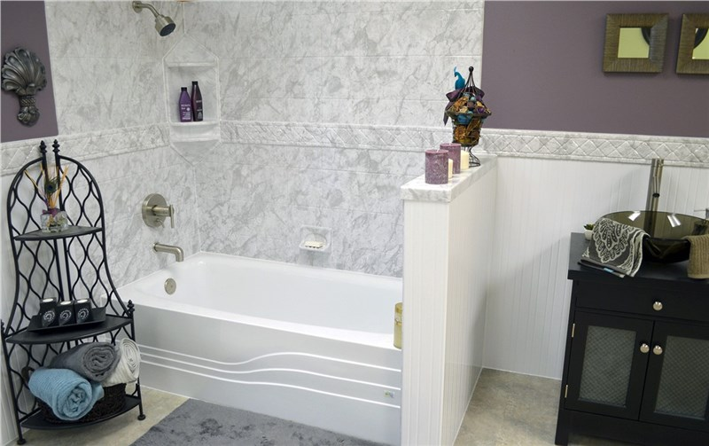 Bathroom Remodeling: Big Ideas for a Small Space