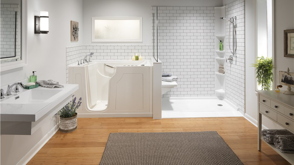 Accessibility Products - Walk-In Tubs Photo 1