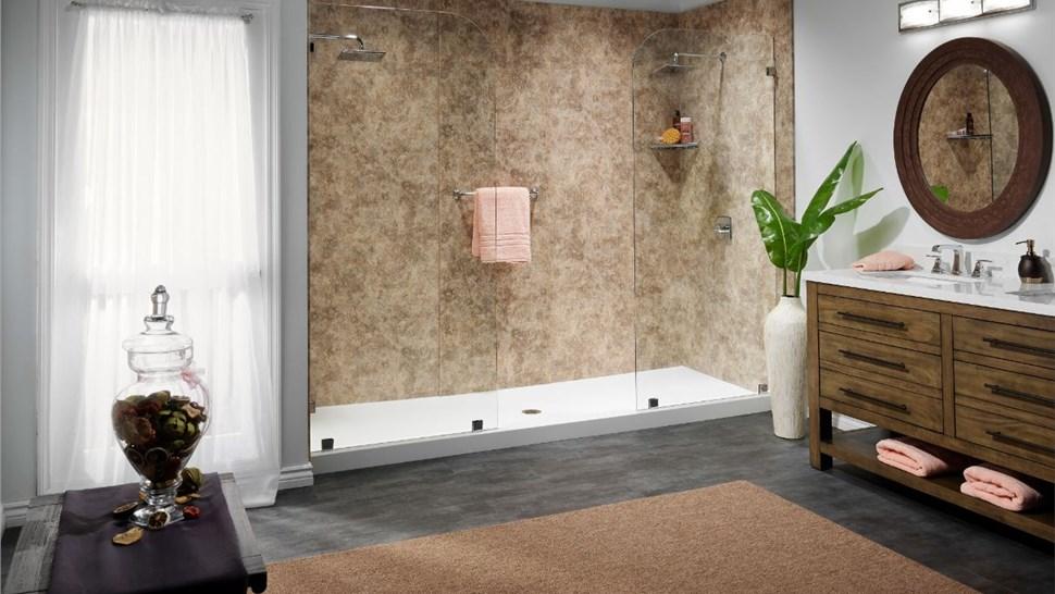 Bathroom Remodel - Acrylic Wall Systems Photo 1