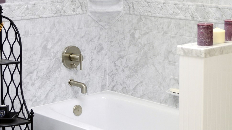 Bathroom Remodel - Bath Wall Surrounds Photo 1