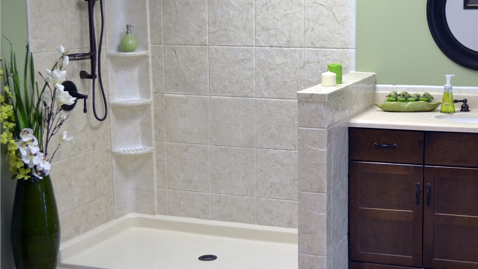 Accessibility Products - Barrier-Free Shower Base Photo 1