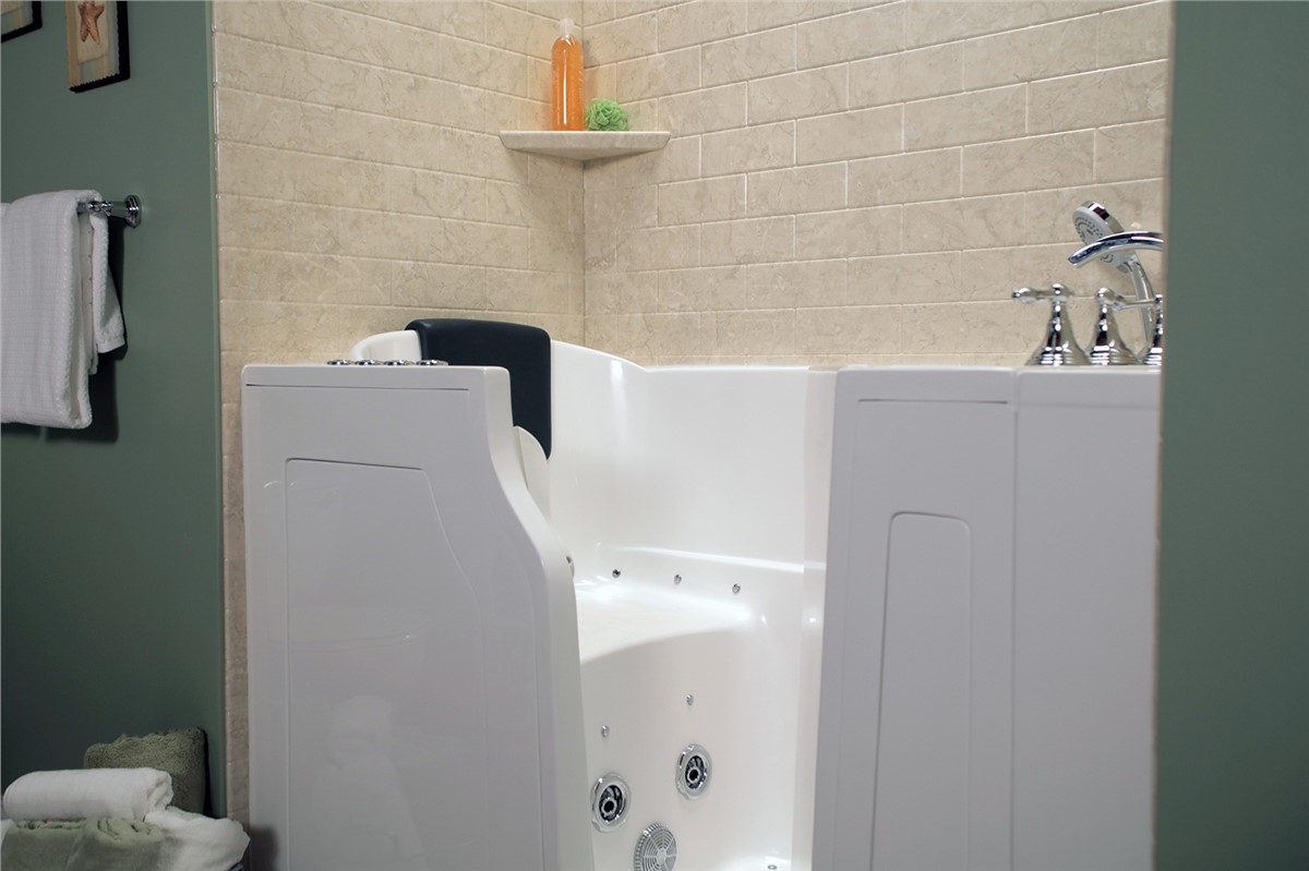 Syracuse accessibility products handicap accessible for Renew bathroom