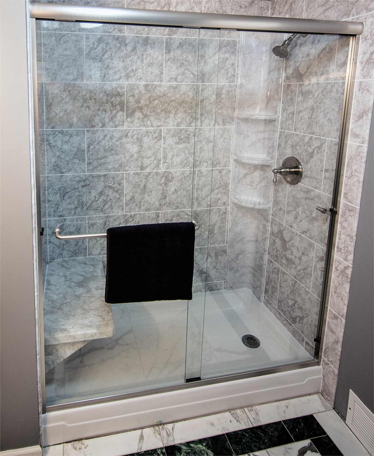 Syracuse Acrylic Wall Systems | Bathtub Enclosures Syracuse | Bath Renew