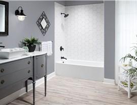 Bathroom Remodel - Acrylic Wall Systems Photo 2