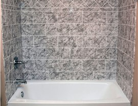 Bathroom Remodel - Bath Wall Surrounds Photo 2