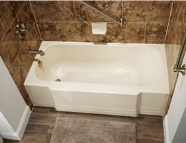 Bathroom Remodel - Bath Wall Surrounds Photo 3