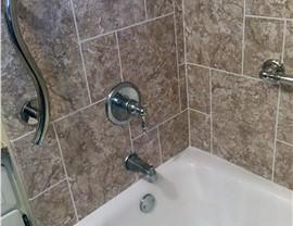 Bathroom Remodel - Acrylic Wall Systems Photo 4