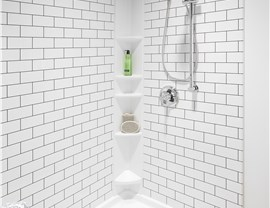 Accessibility Products - Barrier-Free Shower Base Photo 2