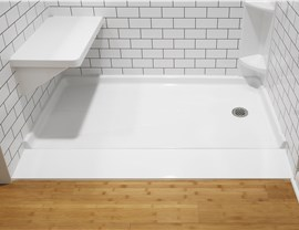 Accessibility Products - Barrier-Free Shower Base Photo 3