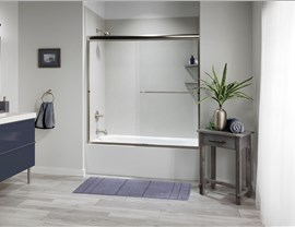 Bath Conversions - Shower-to-Tub Conversion Photo 1