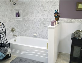 Bathroom Remodel - Bath Wall Surrounds Photo 4