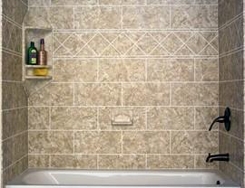 Bathroom Remodel - Acrylic Wall Systems Photo 3
