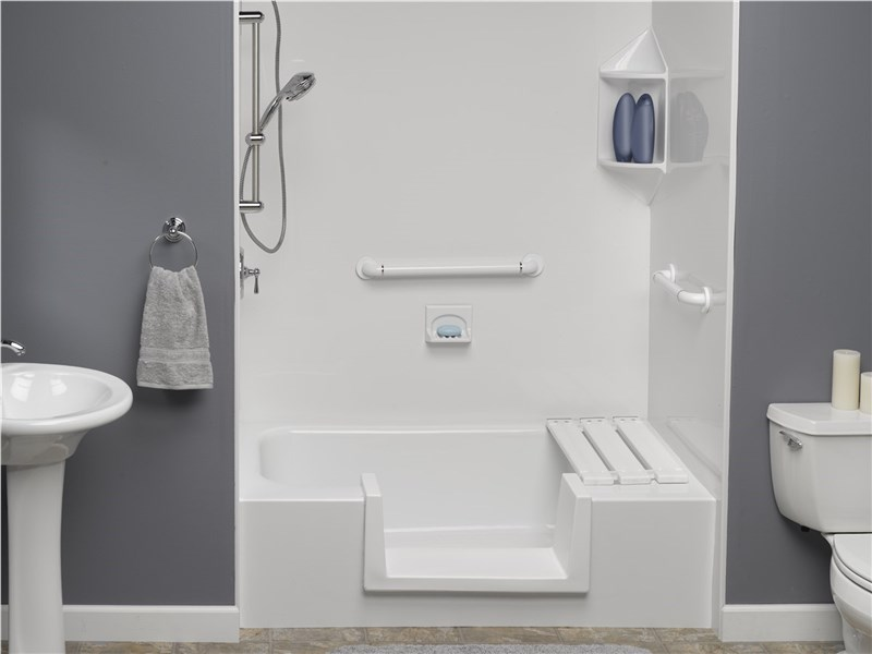 Do Walk-In Tubs Have Showers? Which Accessible Bathroom Solutions Are Right for You