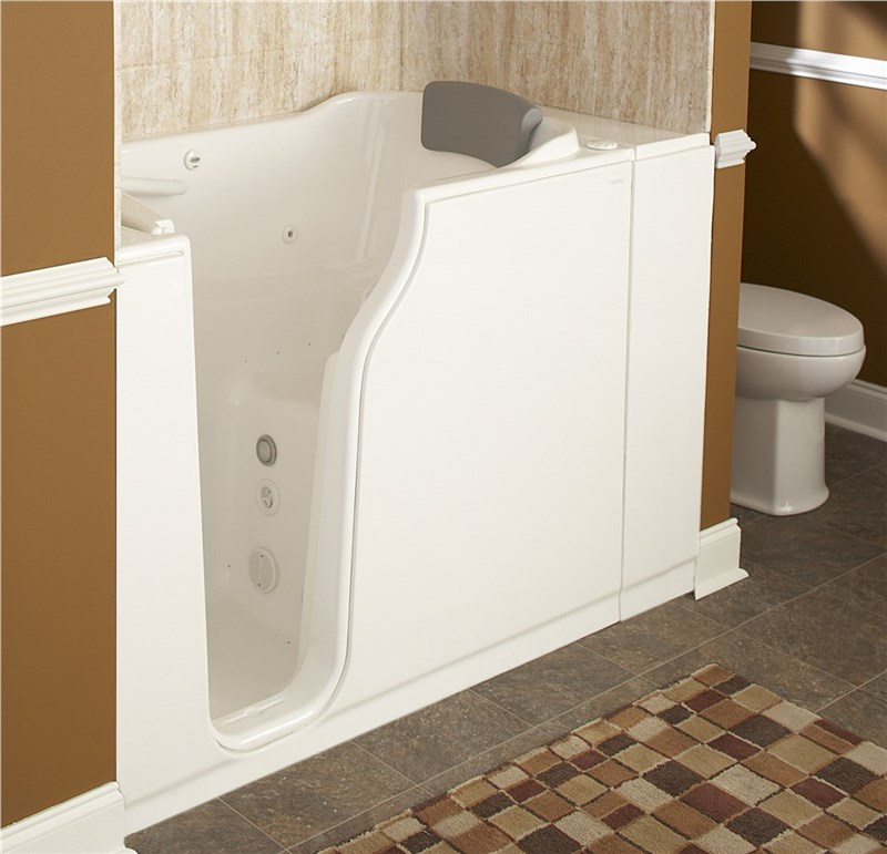 Alternatives to Walk-in Tubs: Step-Thru Inserts and Barrier-Free Showers