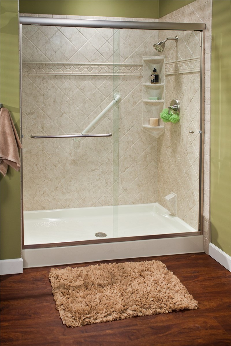 How to Select the Perfect New Shower Base