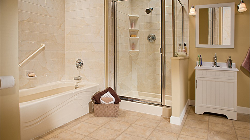 South Florida Bath Wall Surrounds | Bathtub Enclosures South Florida ...