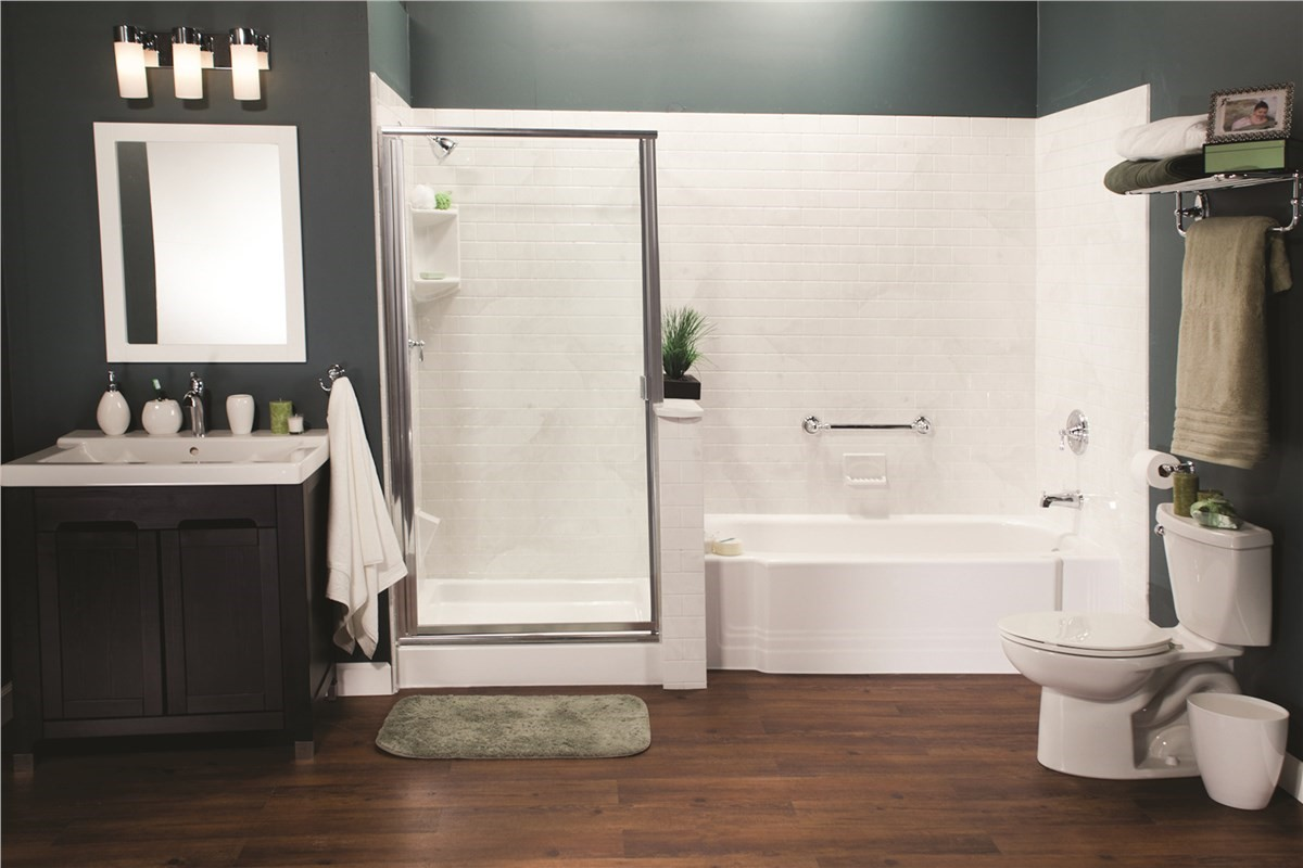 $750 Off A Complete Bath or Shower Remodel - Bathrooms Plus of ...