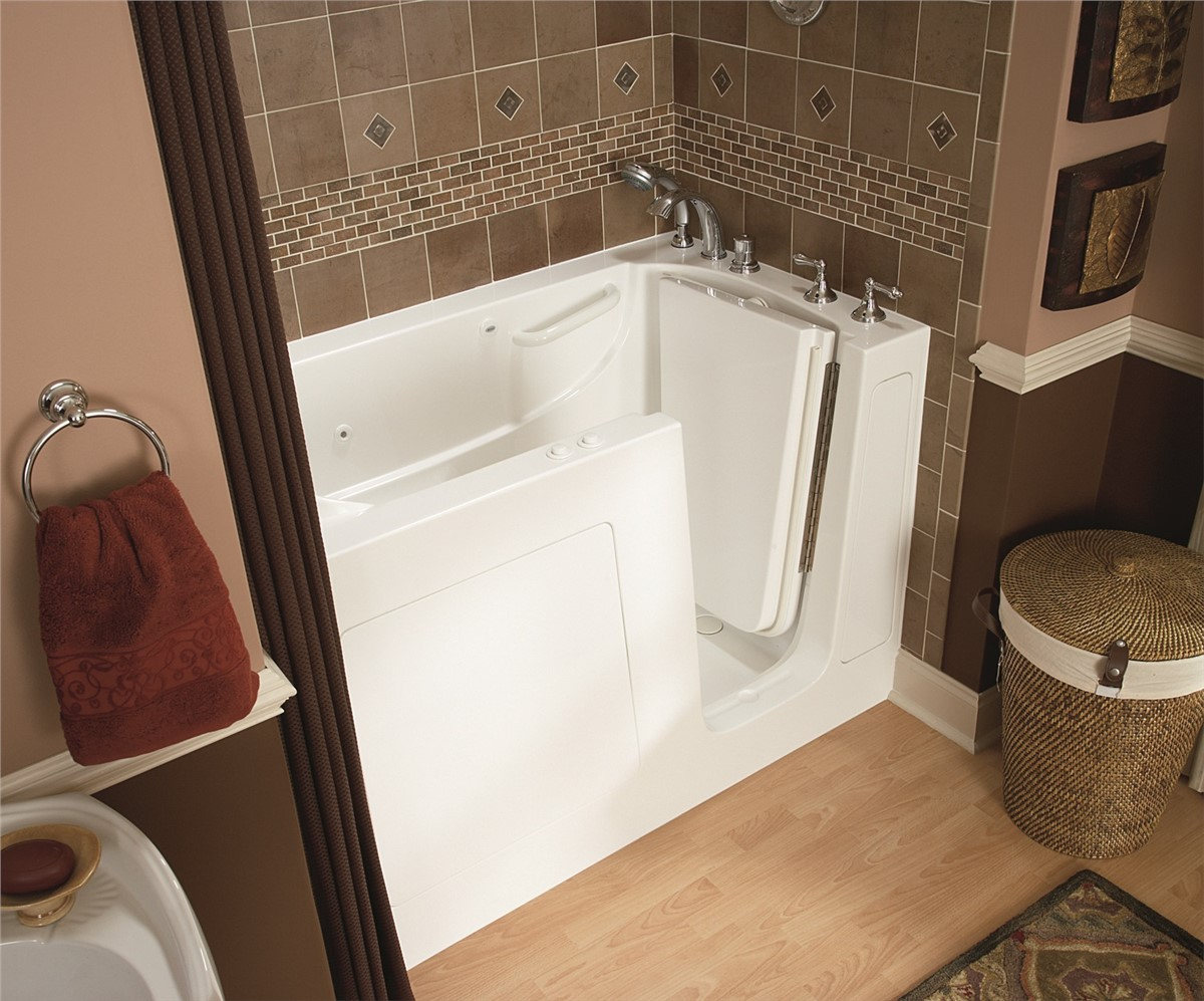 Fort Lauderdale Walk In Tubs | Handicap Tub Replacement | Bathrooms Plus