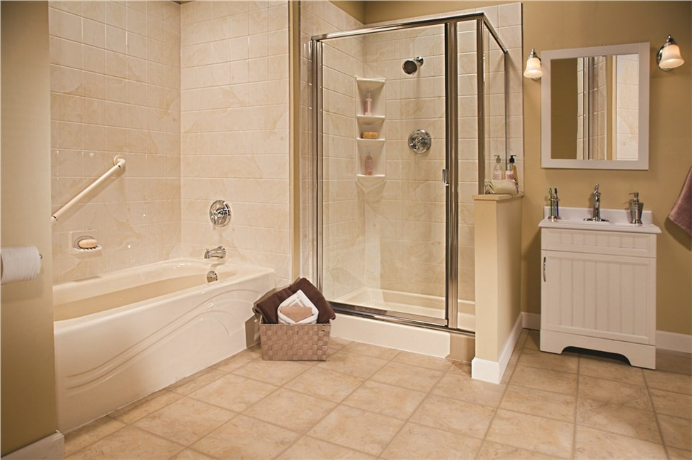 Off A Complete Bath Or Shower Remodel Bathrooms Plus Of South - Total bathroom remodel