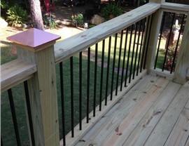 Exterior Remodeling - Decks Photo 3