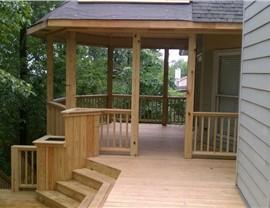 Exterior Remodeling - Decks Photo 2
