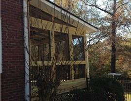 Exterior Remodeling - Screen Rooms Photo 3