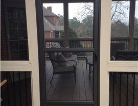 Exterior Remodeling - Screen Rooms Photo 4