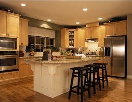 Kitchen Cabinets Photo 2
