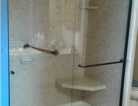 Bathroom Remodeling - Replacement Showers Photo 2