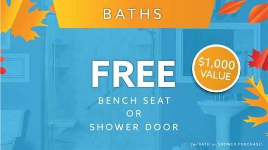 Bordner October Bath Offer