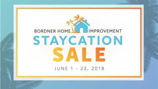Bordner June Sale