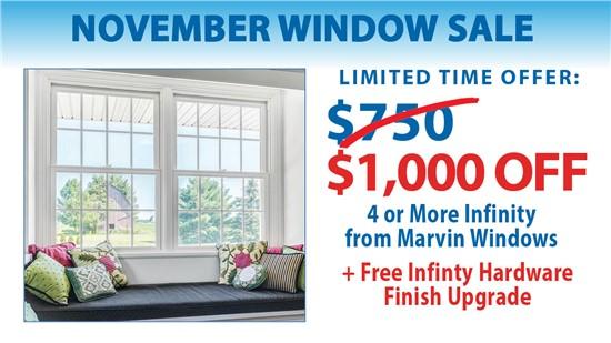 Bordner 2019 Window Offer