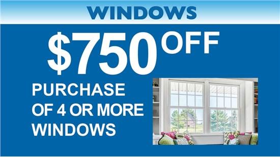 Bordner December Window Offer