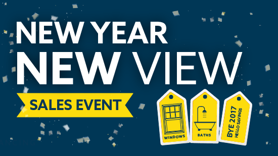 Bordner New Year New View Sales Events
