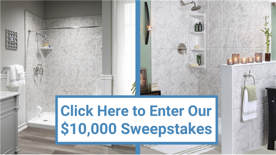 Win a $10,000 Tub to Shower Conversion