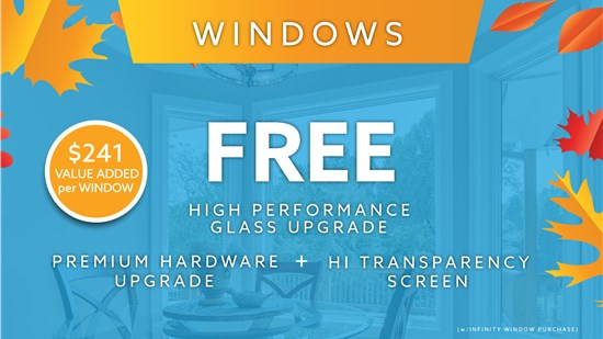 Bordner October Window Offer