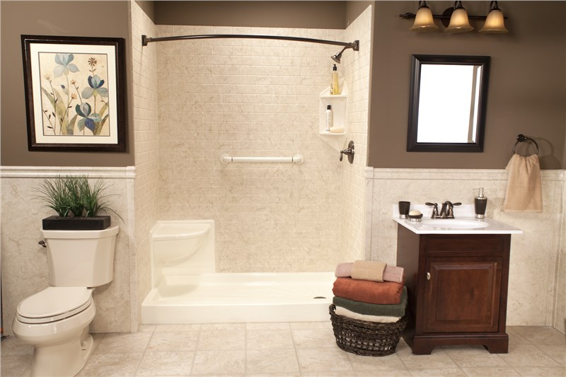Colorado Springs Bathroom Remodel