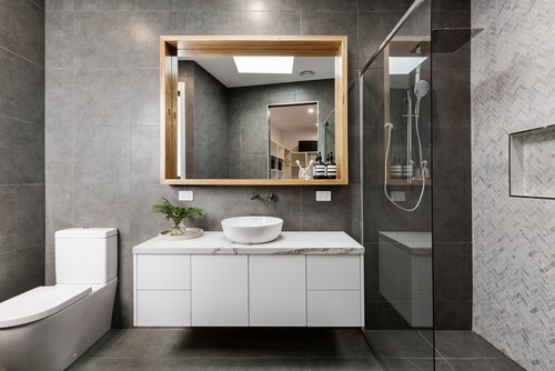 Quick Bathroom Make Over Ideas