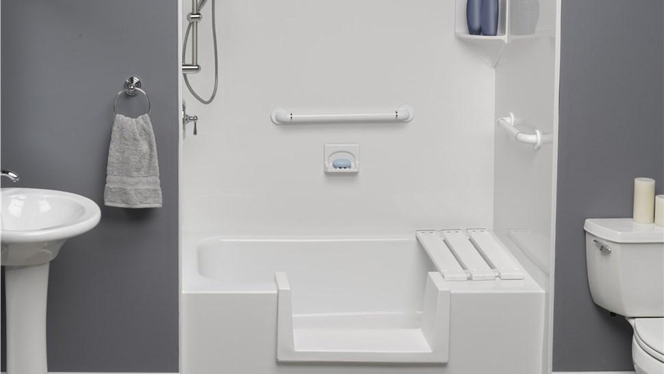 Bathtub Remodel - Step-in Tubs Photo 1
