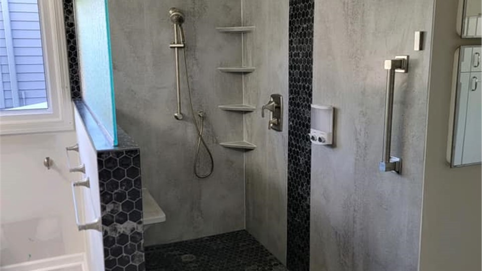 Shower Remodel - Shower Replacement Photo 1