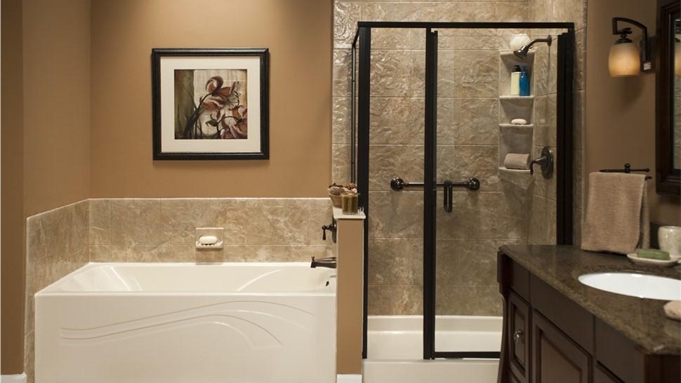 Bathroom Conversion - Shower to Tub Photo 1