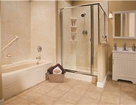 Bathroom Conversion - Shower to Tub Photo 2