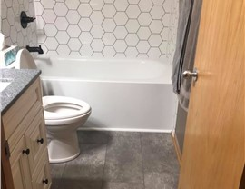 Bathtub Remodel - Tub Replacement Photo 2
