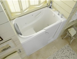 Bathtub Remodel - Walk-in Tubs Photo 2