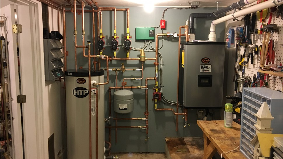 Plumbing - High Efficiency Boilers Photo 1