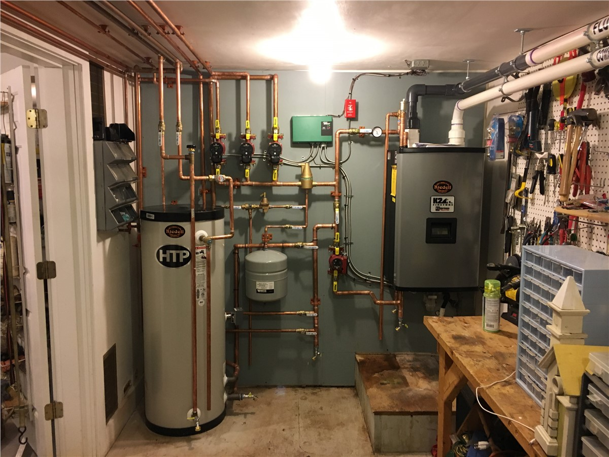 Cape Cod High Efficiency Boilers | Cape Cod Boilers | Riedell