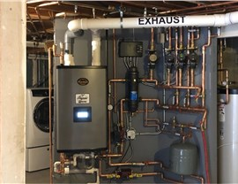 Plumbing - High Efficiency Boilers Photo 4