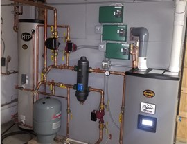 Plumbing - High Efficiency Boilers Photo 2