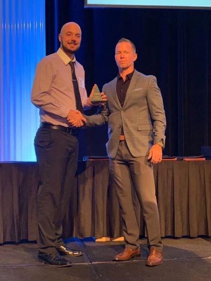 Cenco Receives a Community Service Award from CRA!